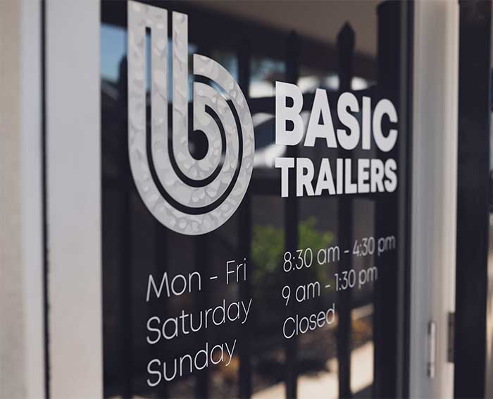 Basic Trailers Adelaide Trailer Sales