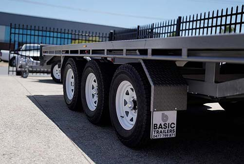 Adelaide Trailers Topic: Our new range of heavy duty trailers