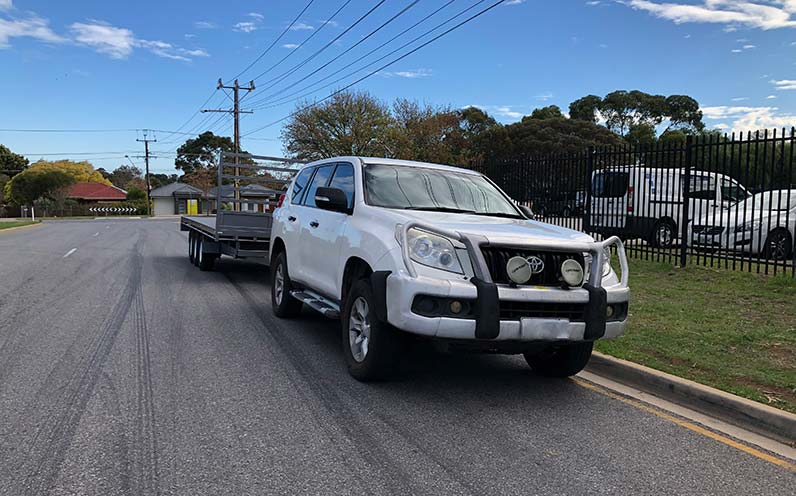 tandem trailers adelaide