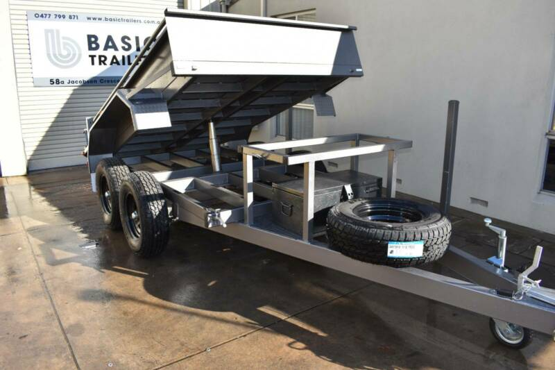 Trailer for Sale: Australian Made Tipper Trailer