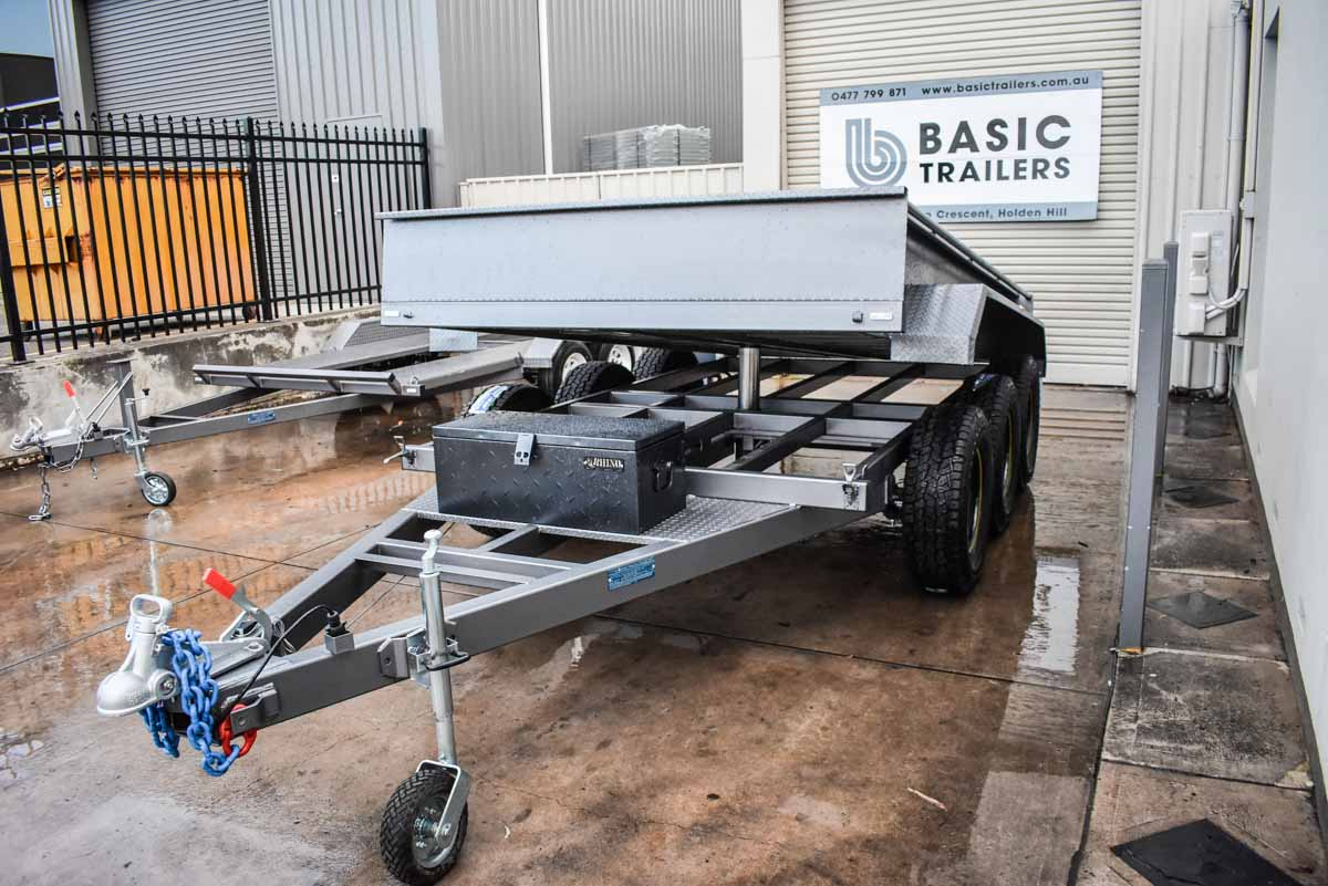 Trailer for Sale: Adelaide Tipper Trailer